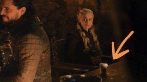 vaso de starbucks Daeneris