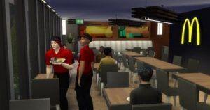 emplazamiento videojuegos los sims