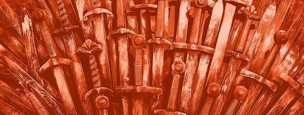 publicidad juego de tronos