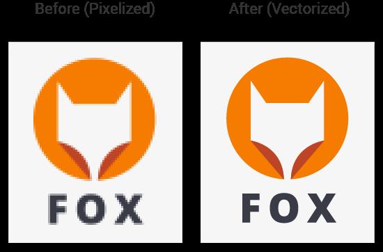 imagenes vectorizadas en diseño