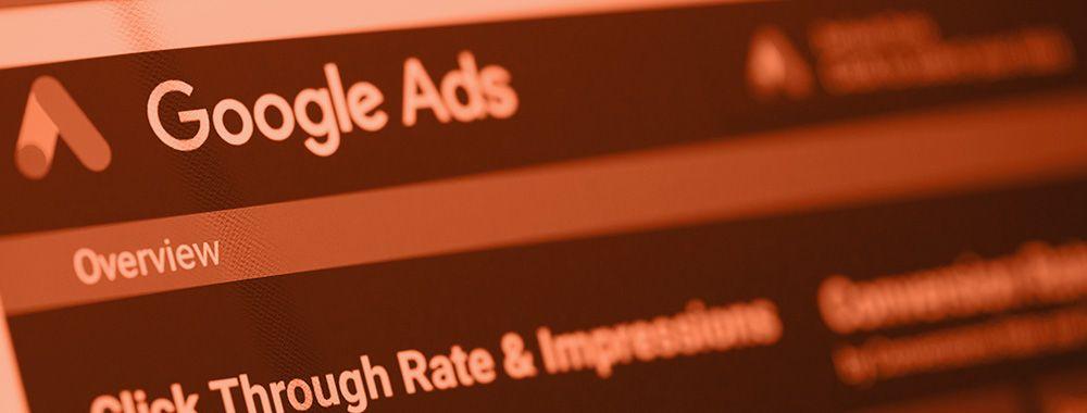 Google Ads estructura