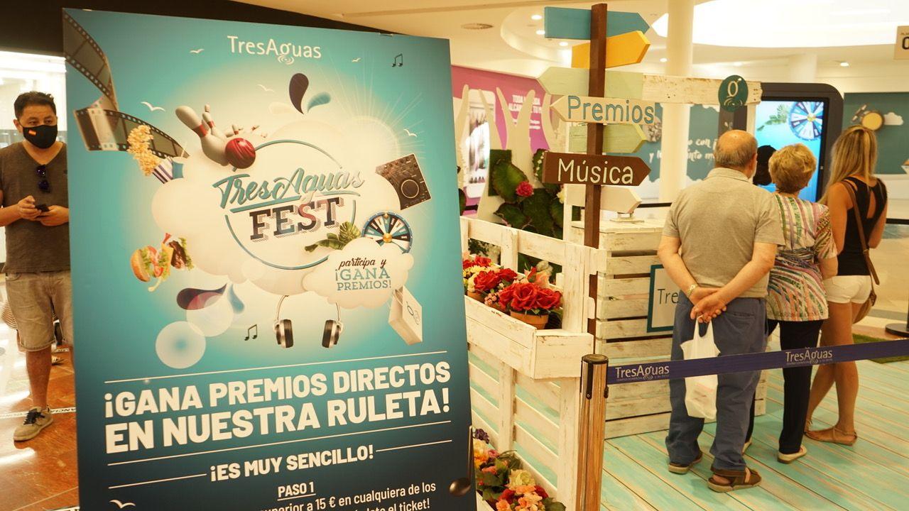 Tresaguas Fest - evento